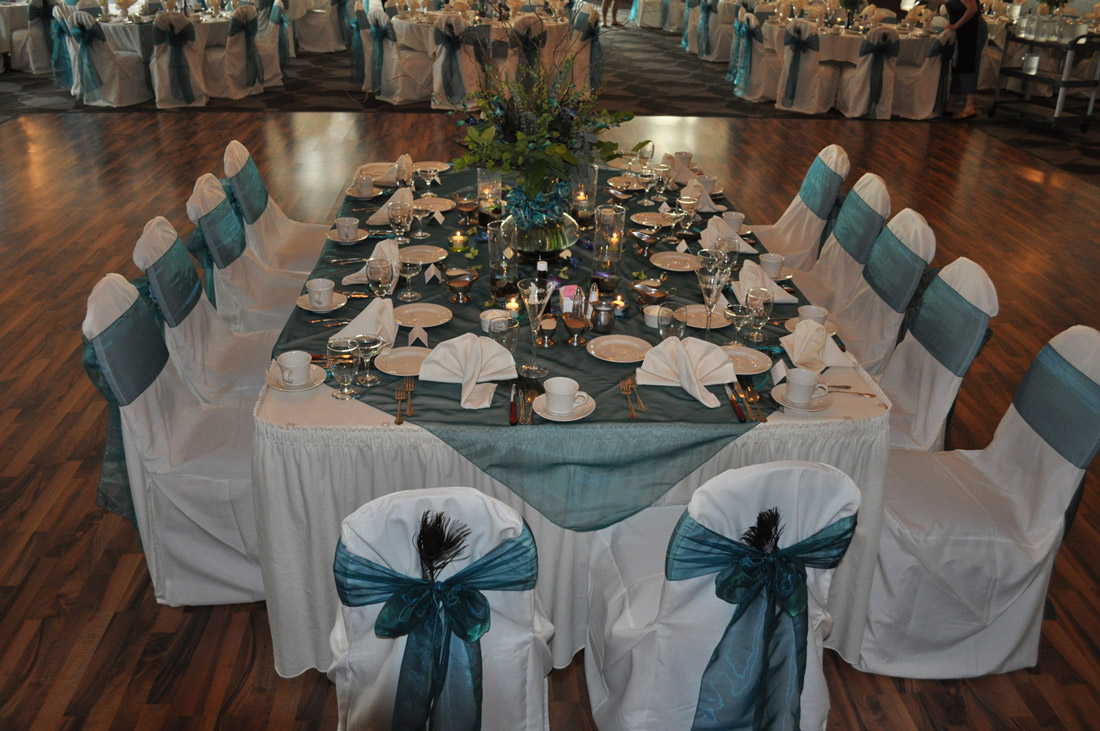 Ahern Catering And Banquet Center - Kings table catering